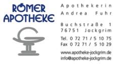 Webebanner Römer Apotheke